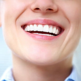 Close up of a healthy mouth to show our family dentistry in Brentwood, TN can keep you healthy