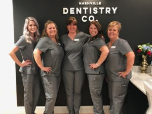 The team at Nashville Dentistry Co