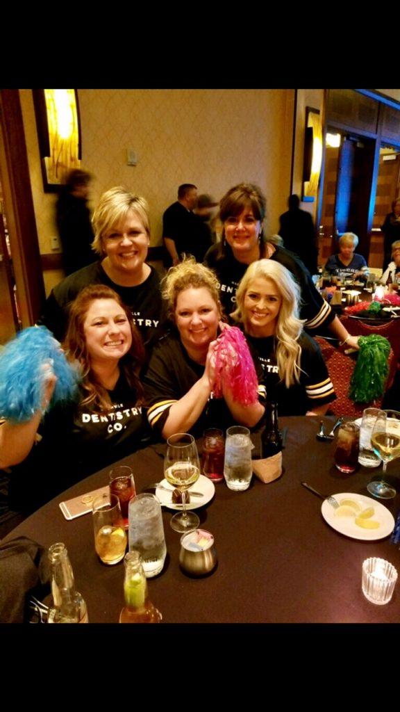 Nashville Dentistry Co. Team at Crown Council Awards Night