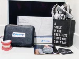 Invisalign branded gear