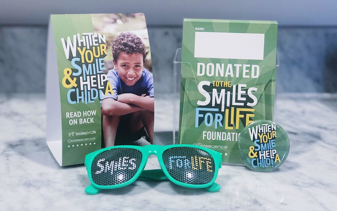 Smiles For Life: Whiten Your Smile and Help a Child